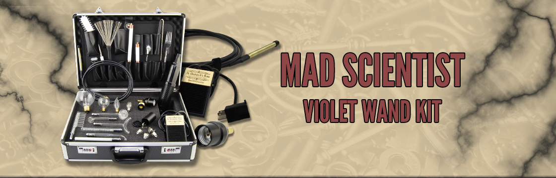 Violet Wand kit